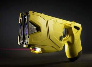 San Diego County Sheriff's Department Deploys New TASER X2