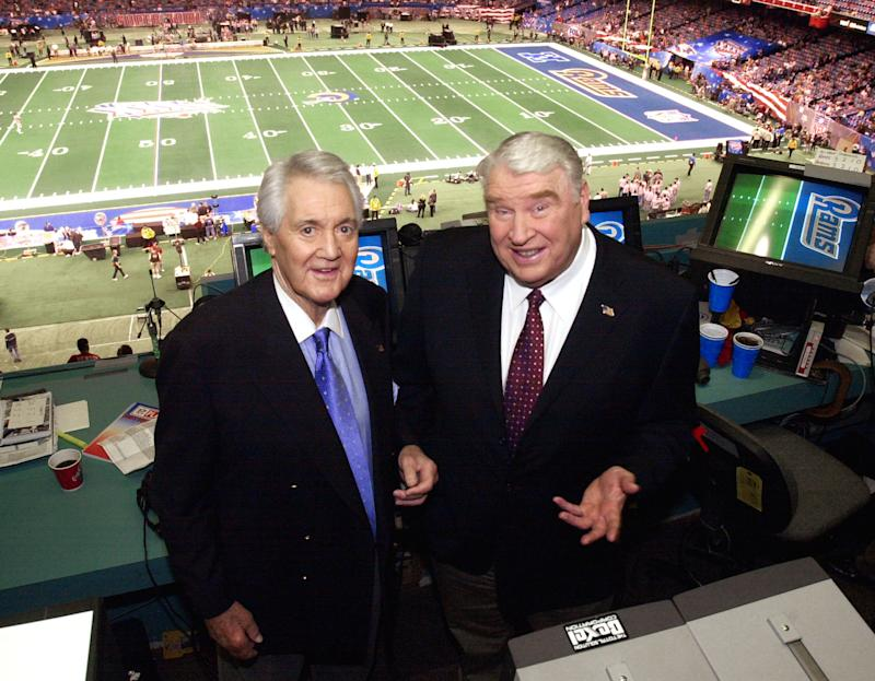 Super voice gone: Pat Summerall dead at 82