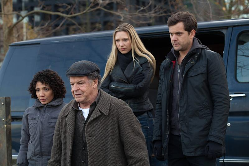 In the end, 'Fringe' was all about identity