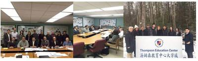 China City of America Meets with The Sullivan County Partnership and its Planning and Development Partners