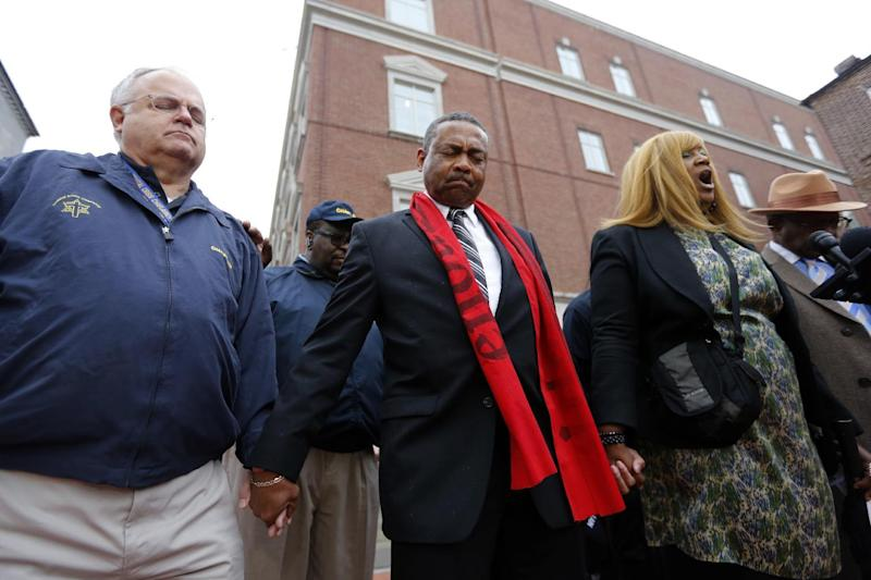 Mistrial declared in South Carolina officer-involved shooting case