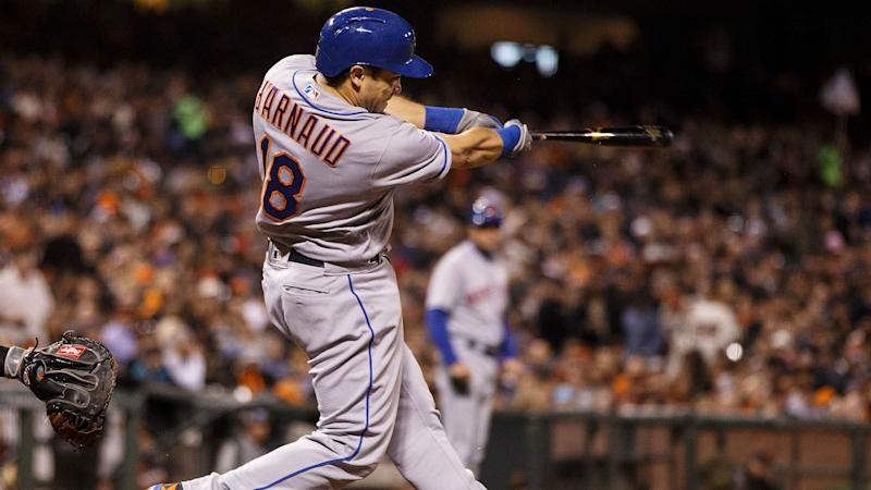 D'Arnaud homers in 16th, Mets beat Marlins 9-8