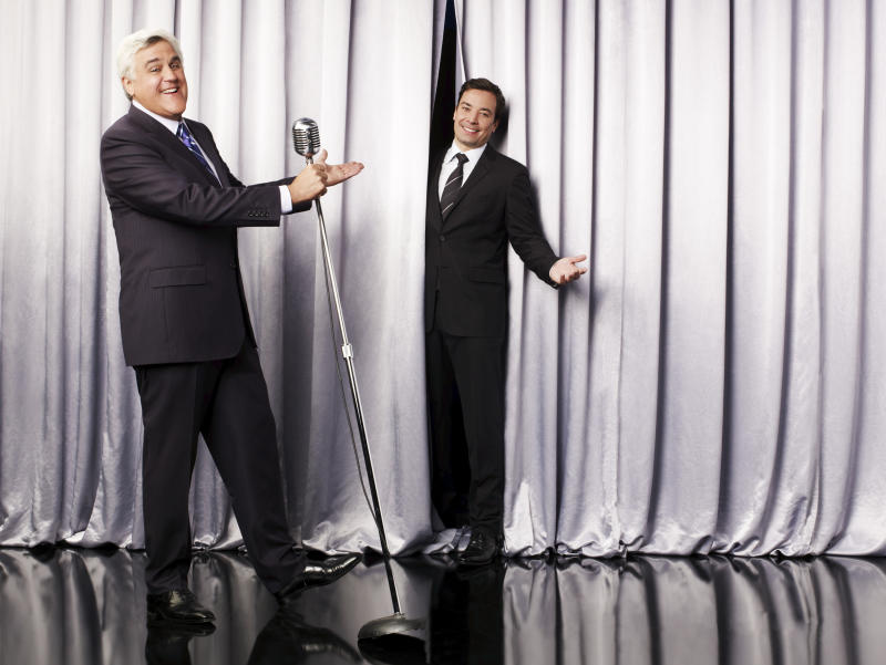 Leno to leave NBC's 'Tonight Show' next spring