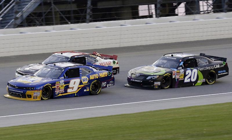 Dillon looks for strong NASCAR Nationwide finish
