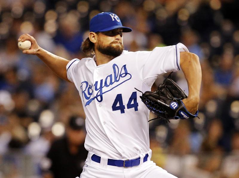 Royals RHP Hochevar having season-ending surgery