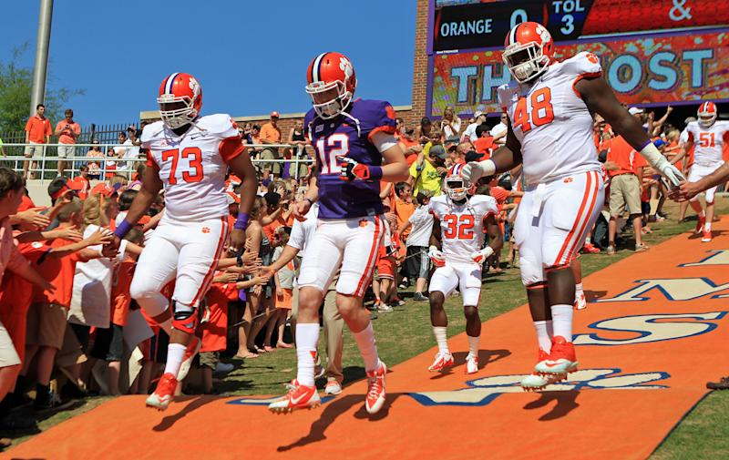 Defense dominates Clemson spring game