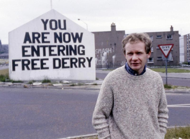 IRA fighter turned peacemaker Martin McGuinness dies