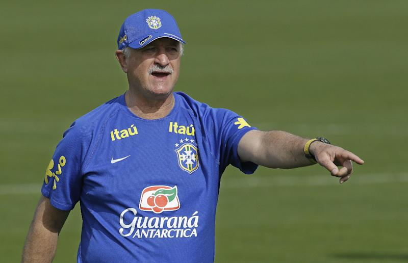 Brazil rails at notion of World Cup referee bias