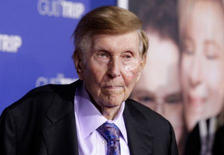 In Viacom litigation, lawyers for Keryn Redstone agree to dismissal of claims