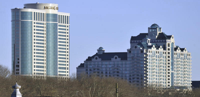 Foxwoods owners straining again under heavy debt