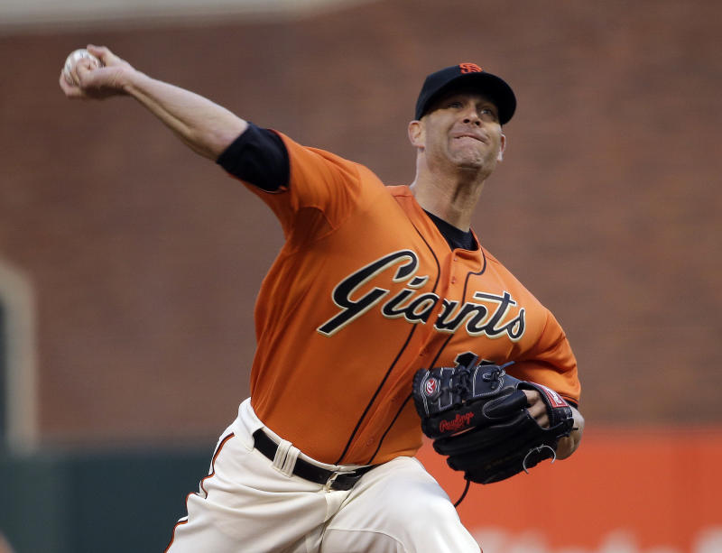 Morse homers again in Giants' 5-1 win over Indians