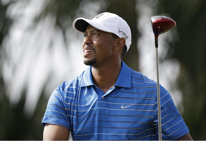 AP Sources: Woods to get new sponsor for PGA event