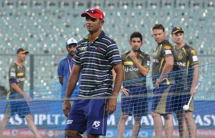Delhi Daredevils coach Rahul Dravid hopes for positive start to 2017 campaign