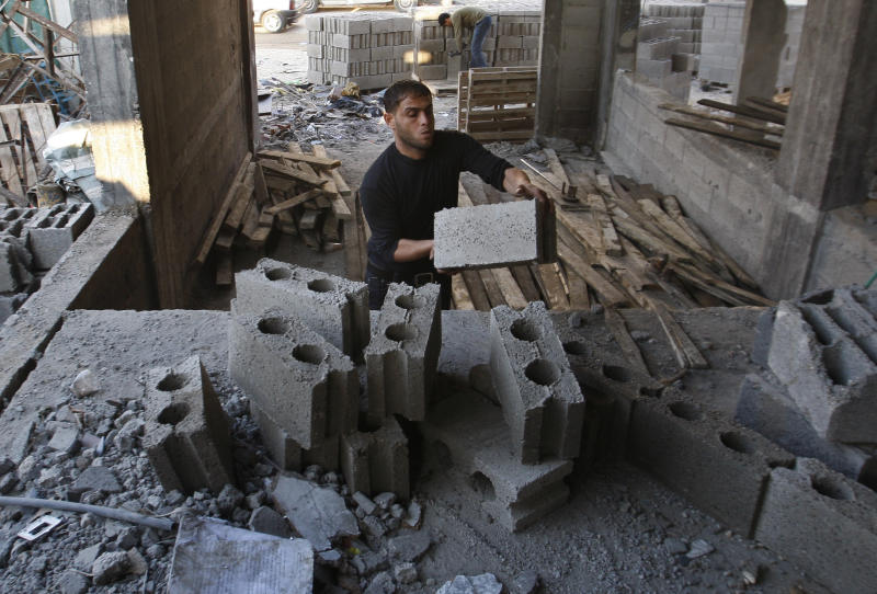 In concession, Israel eases restrictions on Gaza