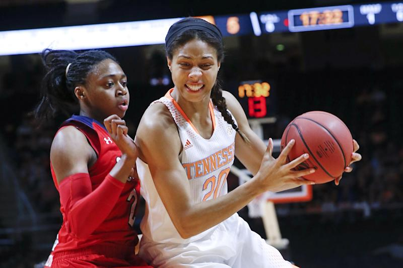 Lady Vols pull away for 67-51 win over St. John's