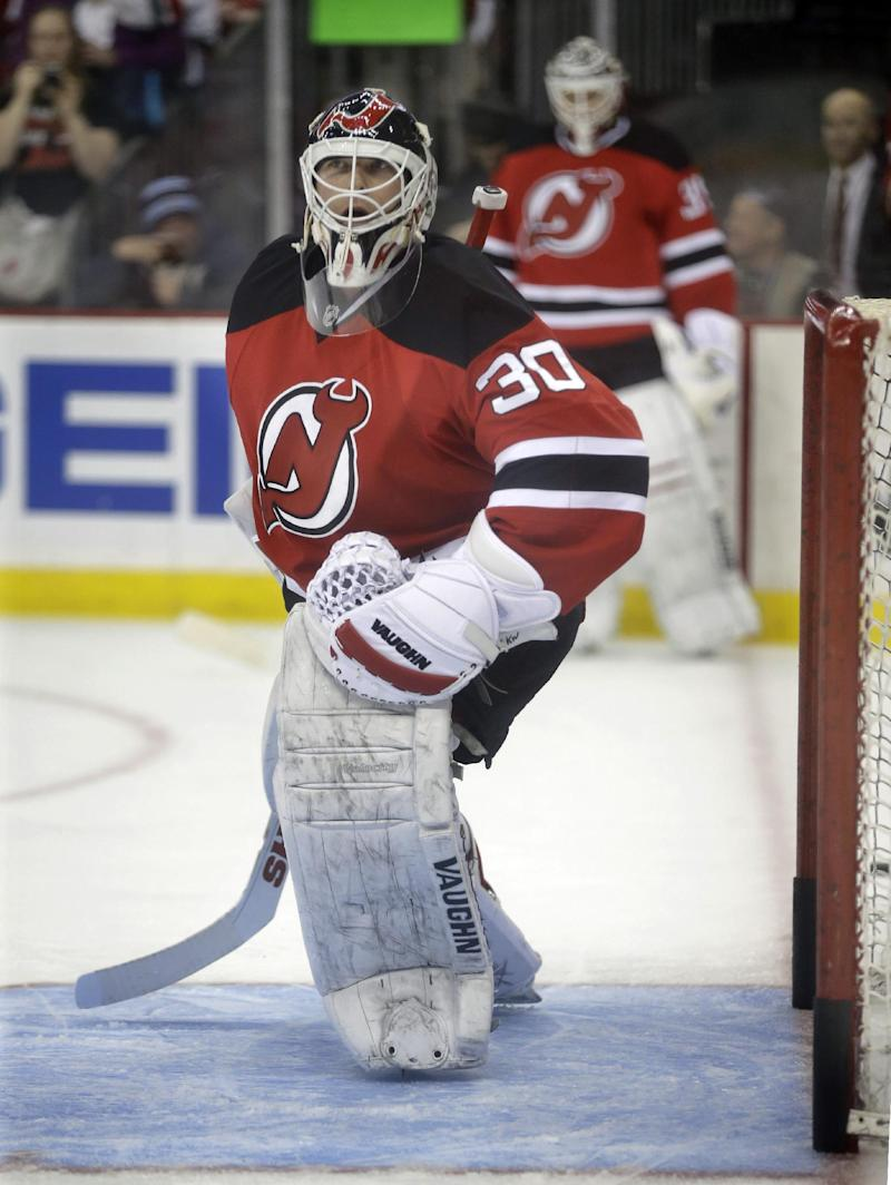 Brodeur wins what might be final start for Devils