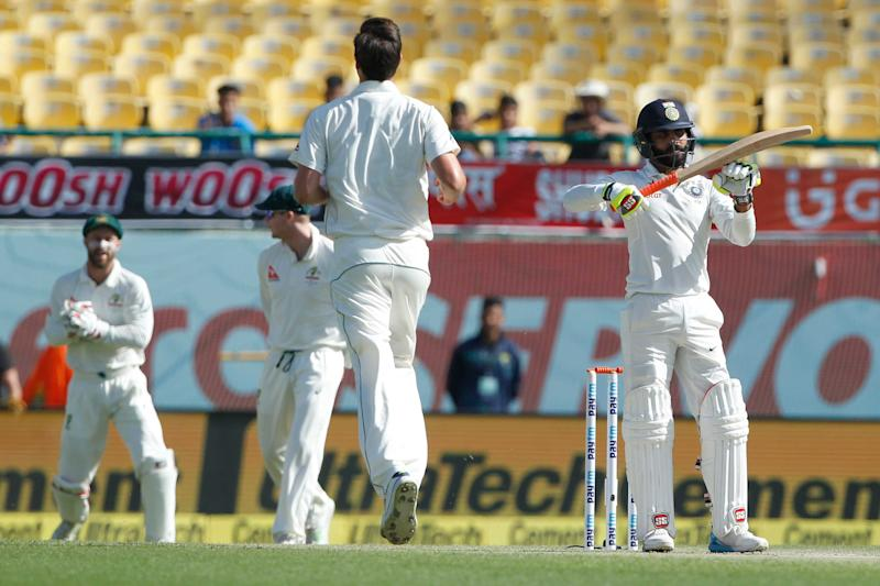 Lyon delivers on Day 2 at Dharamsala