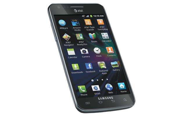 Galaxy S II (AT&T variant)