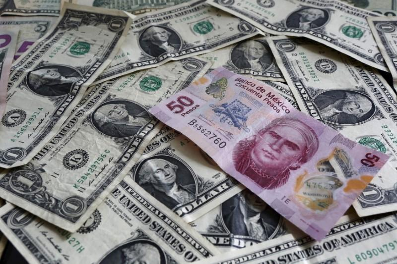 Mexico central bank sells $1 billion to prop peso after Trump slump