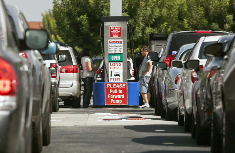 Drivers endure high gas prices despite US oil boom