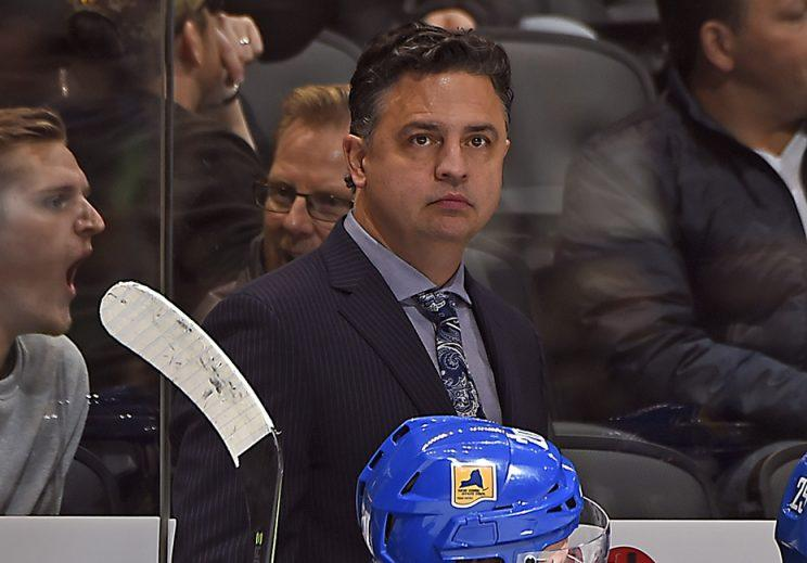 Canucks closing in on hiring Green as new head coach