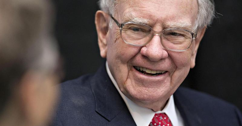 Warren Buffett's one-word answer for why he hasn't purchased Amazon shares