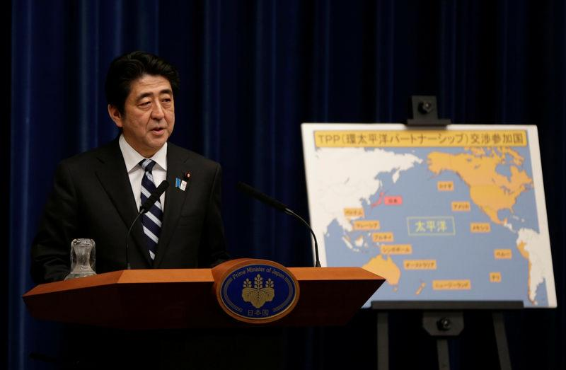 Abe, Trump meeting being arranged for February 10