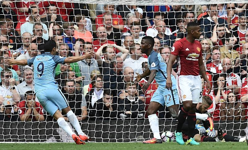 Mourinho blames 'three or four players' for Manchester derby defeat