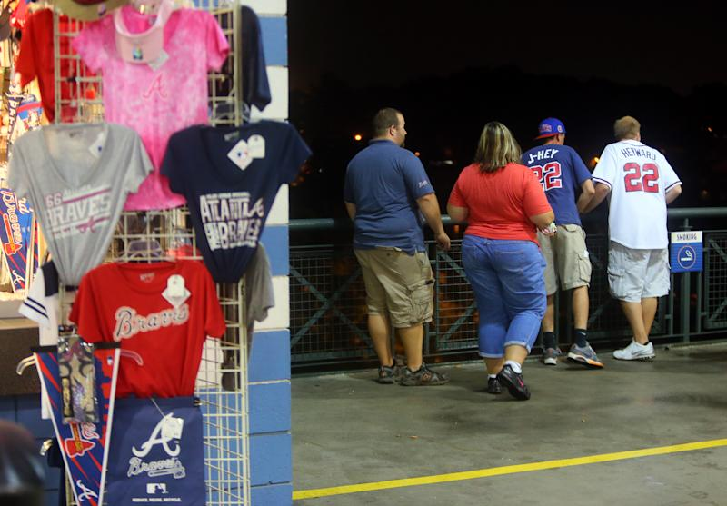 Fan who died in fall went to several games a month