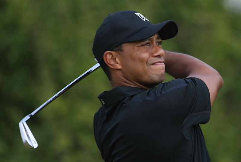 Woods shows his rust on rough day at Hoylake