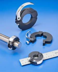 Stafford's Lever Actuated Shaft Collars Are Now Offered in Larger Sizes