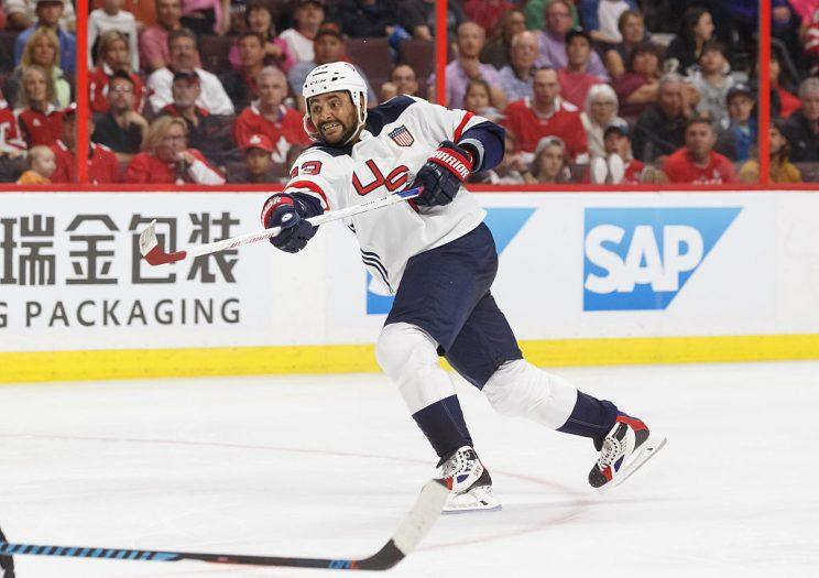 Team USA shut out in World Cup of Hockey opener