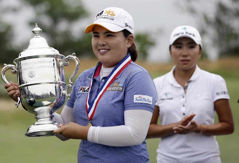 Park looks to make history at Evian Championship