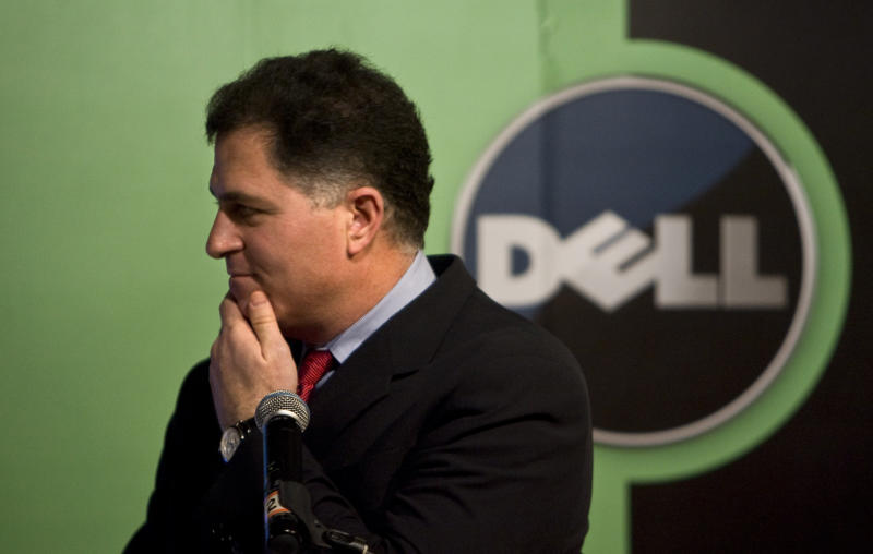 Dell's founder boosts offer to buy the company