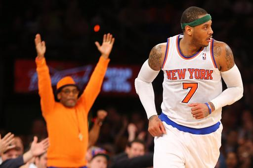 Knicks win 1st Atlantic division title since 1994