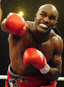 Right or wrong, Holyfield fights on