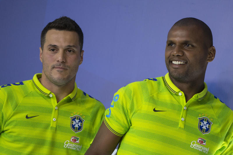Julio Cesar: I'm more prepared for this World Cup