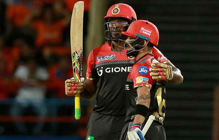IPL-2017: All-round RCB tame Gujarat Lions in their own den