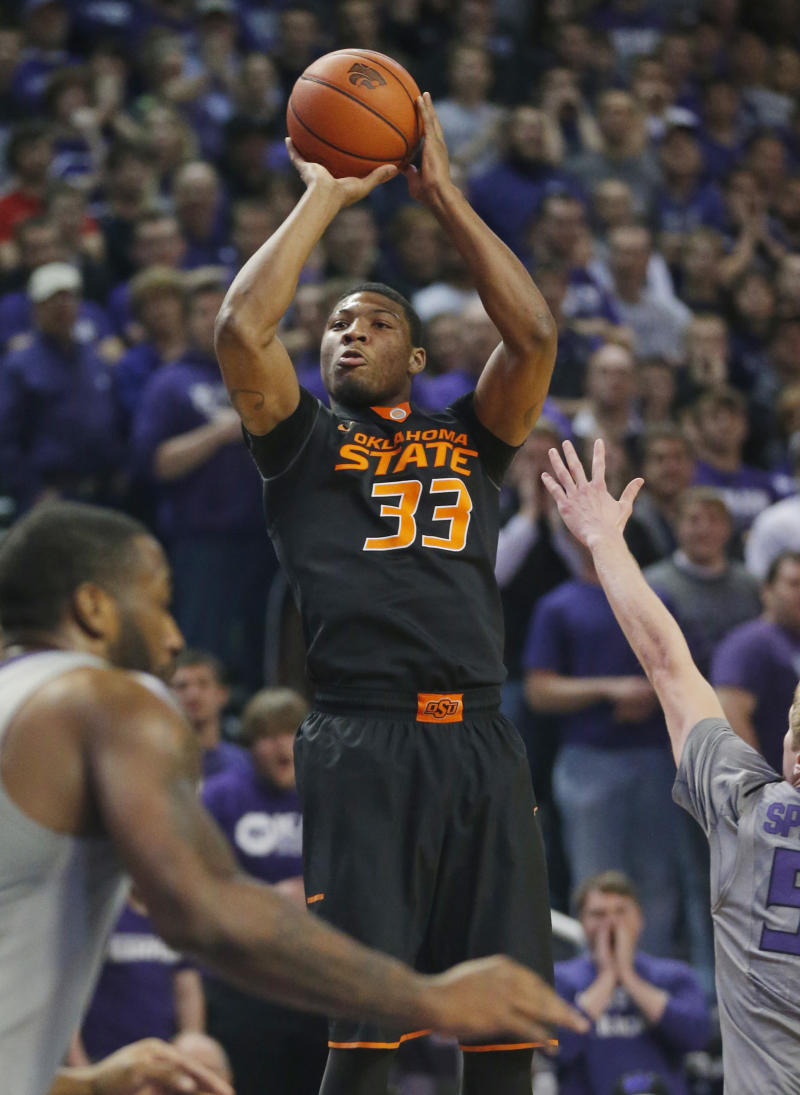 No. 6 Oklahoma State falls to K-State, 74-71