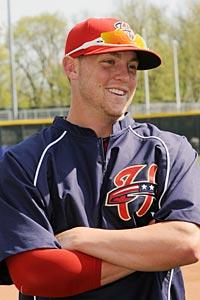 Nats' Storen will go back to Stanford in the fall