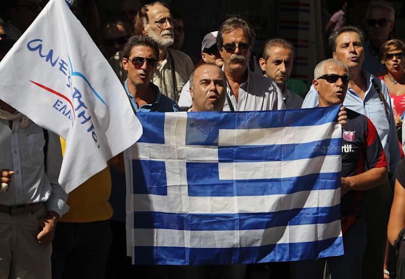Greece recession to enter 6th year, budget shows