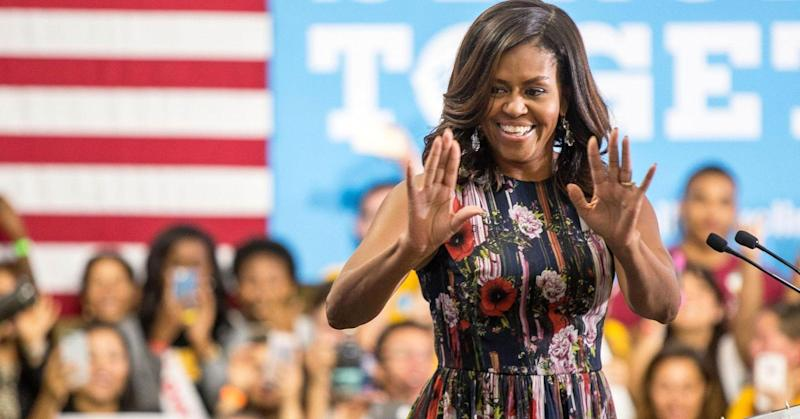 Michelle Obama appears in a Hillary TV ad
