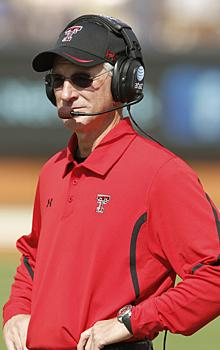 Texas Tech looking for a reversal of (mis)fortune