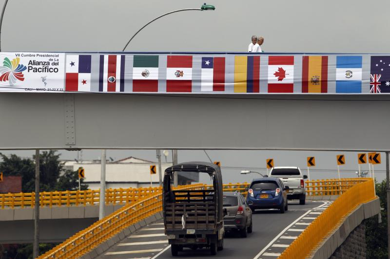 4-nation Pacific Alliance trade bloc forges ahead