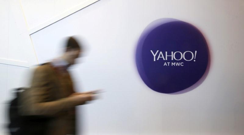 Yahoo's 1st-Qtr Revenue Jumps 22%