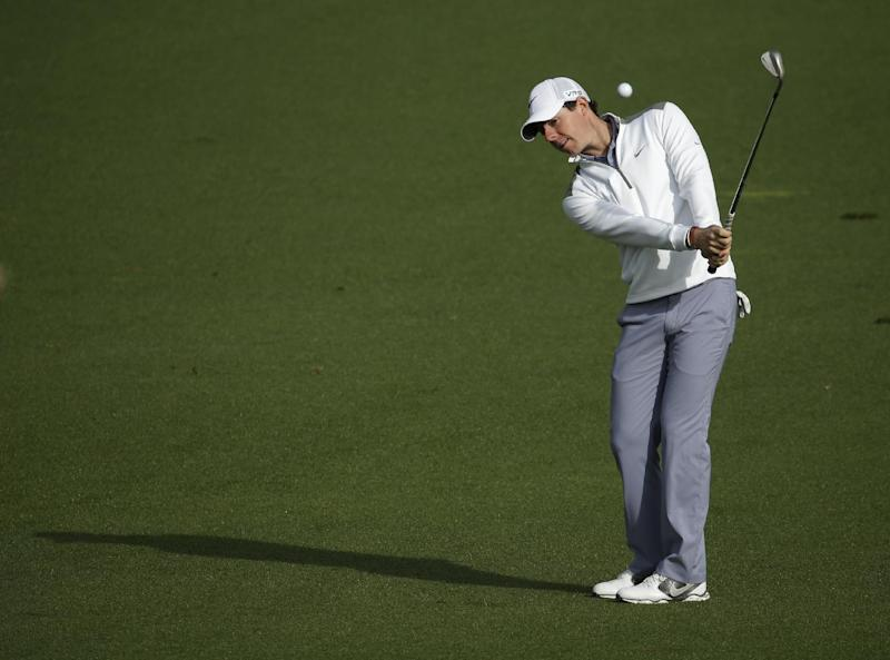 The Masters that made Rory McIlroy cry