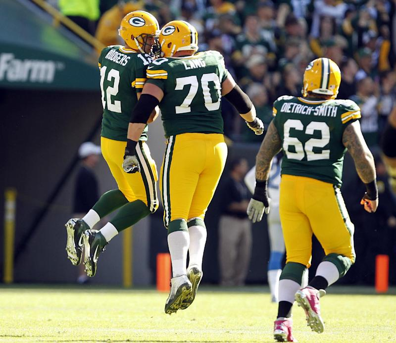 Jones, defense help Packers beat Lions 22-9