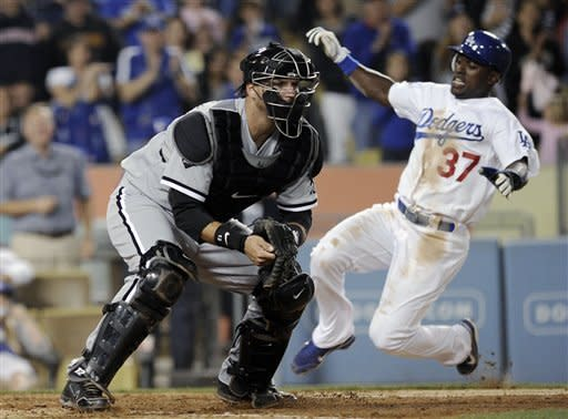Dodgers rally for 7-6 victory against White Sox
