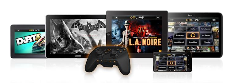 News Summary: OnLive says it will live on