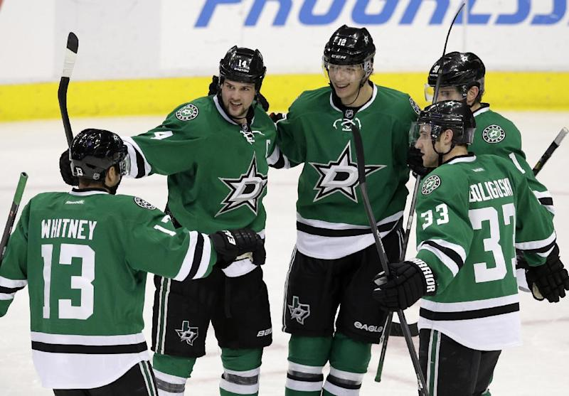 Stars too much for Predators 7-3